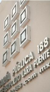 Notaría Pública 188 - Nuevo Laredo Tamaulipas